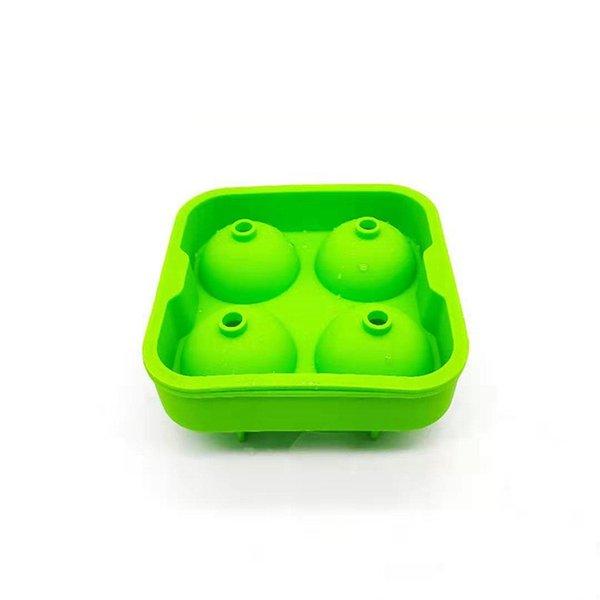 4 trous vert