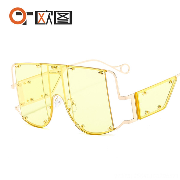C8 Gold-framed Yellow Tablets