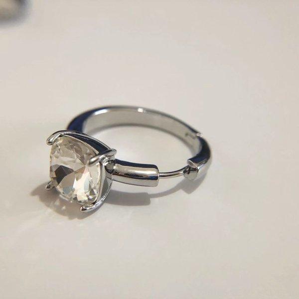 Argent diamant sans Simple