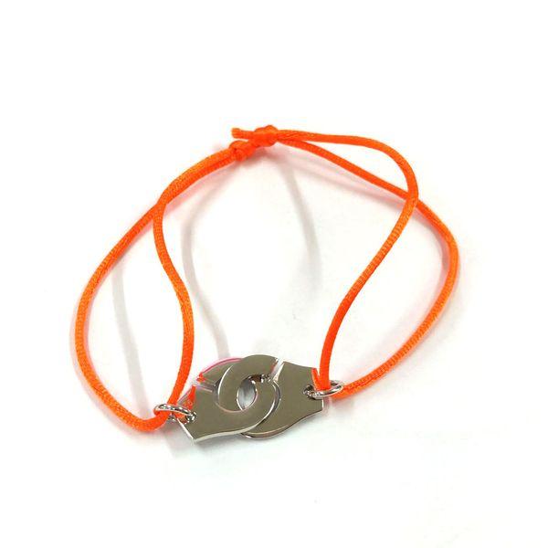Orange Rope Silver