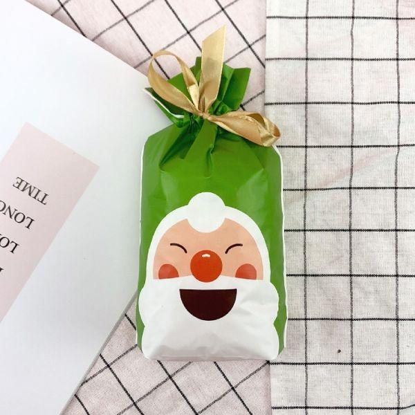 # 12 الخضراء سانتا