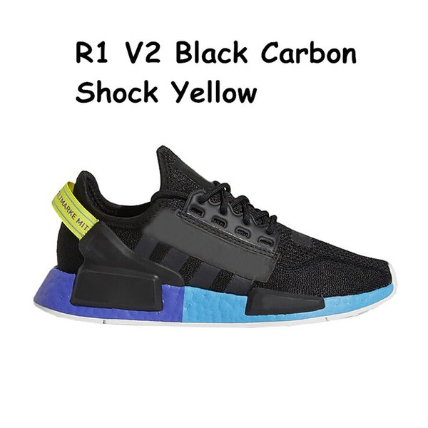 2 Black Carbon Shock Yellow