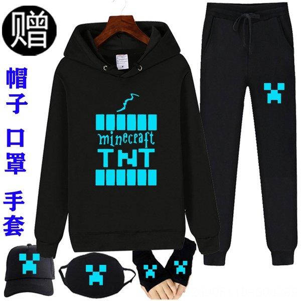Tnt-pullover Set