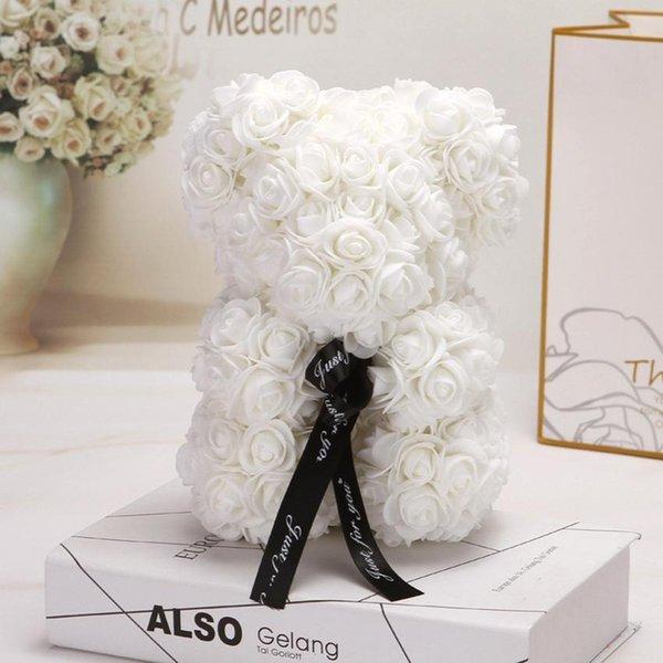 Bianco 25 centimetri No Box