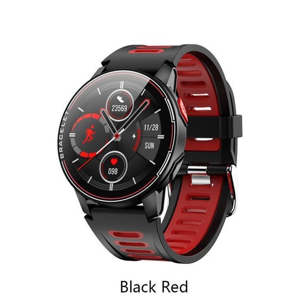 Black Red Strap