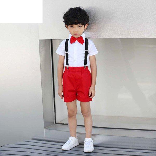 Boys Red 2Pcs