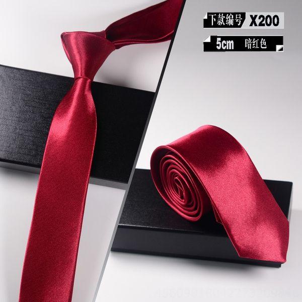 X200 Koyu Kırmızı