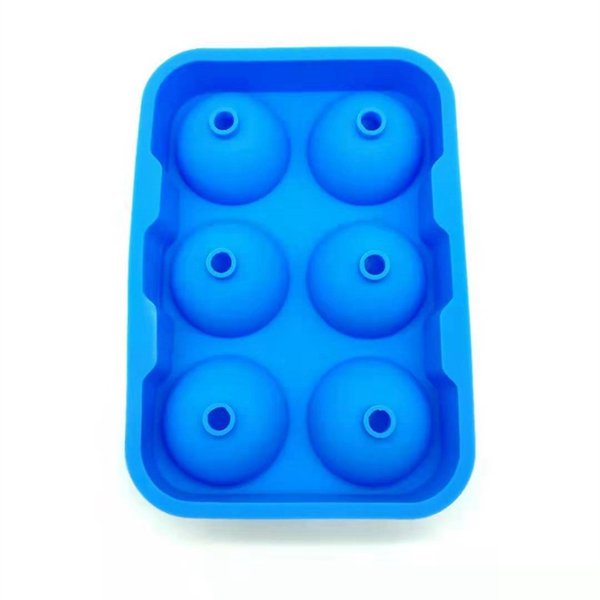 6 trous bleu