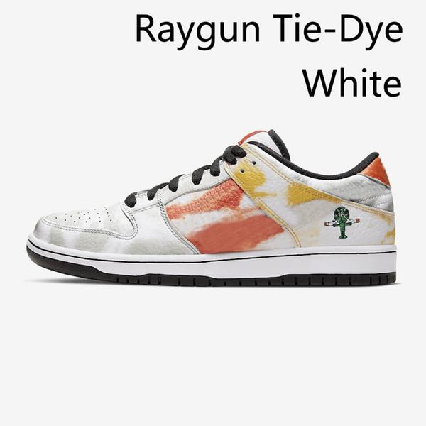 Raygun Tie-Dye Белый