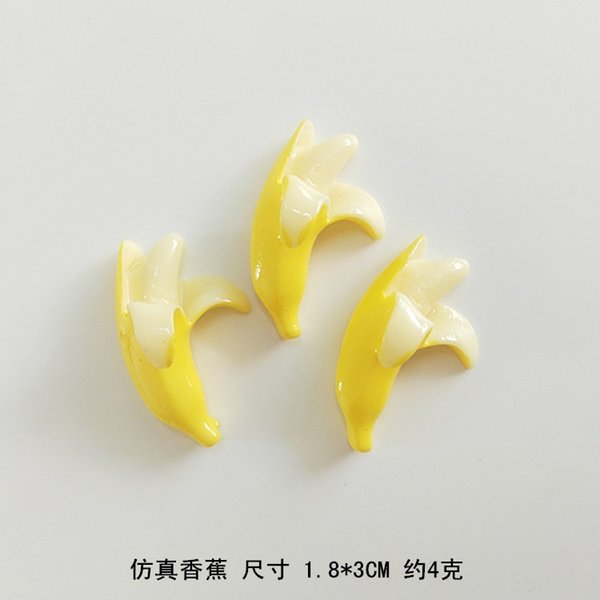 Simulado Banana-tamanho e peso Por favor