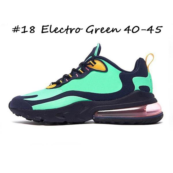#18 Electro Green 40-45