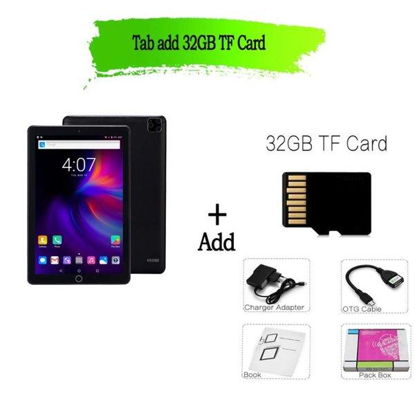 Tab add 32GB TF Card China