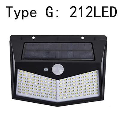 Tipo G: 212LED