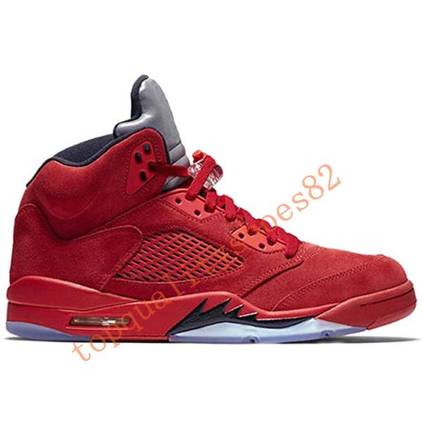 14 gamuza Red