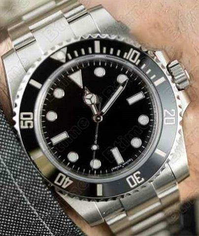top popular Black Ceramic Bezel Men Mechanical SS 2813 Top Automatic Movement Watch Fashion Sports Mens Watches men's Wristwatches btime 2021