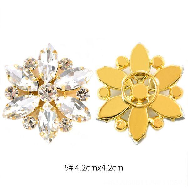 # 5 4.2cmx4.2cm-Golden Sole