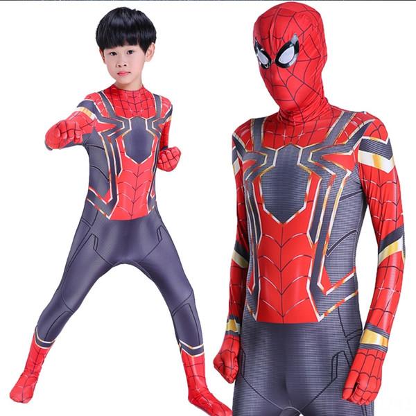 Steel Spider-man