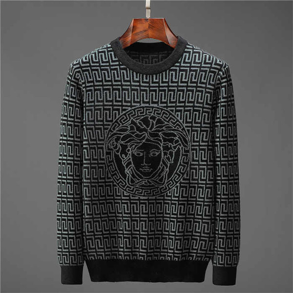best selling 2020 new high quality autumn and winter warm men's sweater 110