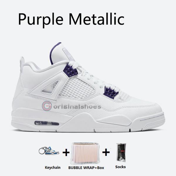 Violet métallisé