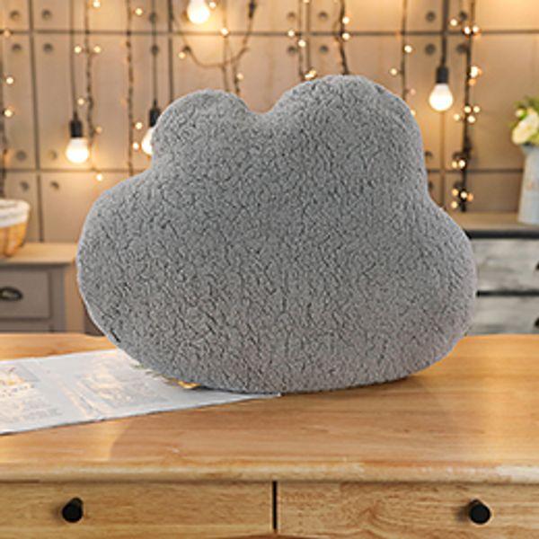 Pure grey cloud