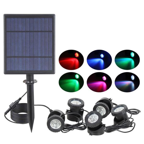 Lamp holder*5 RGB