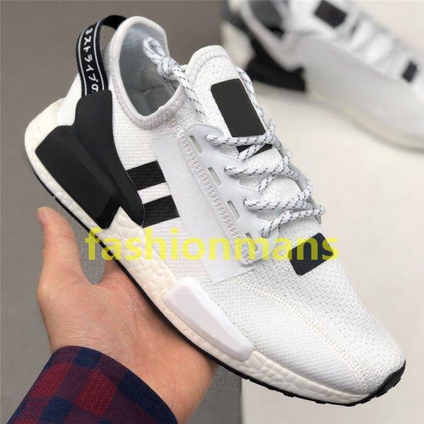 흰색 검정색