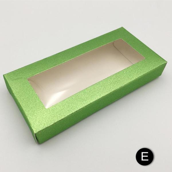 50 adet hiçbir tepsi E kutu