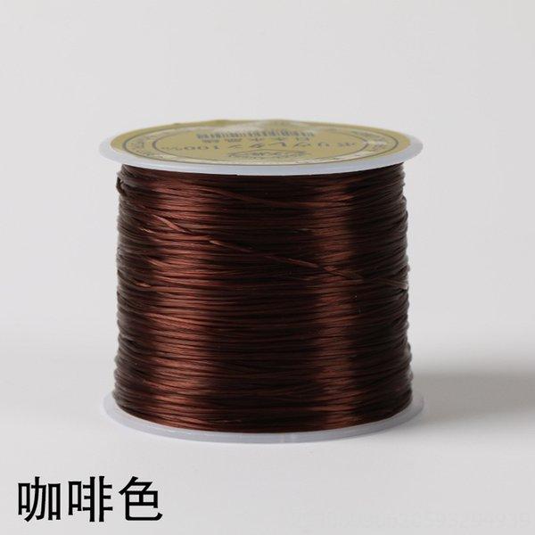 Brown-importato Stretch linea (50 M)