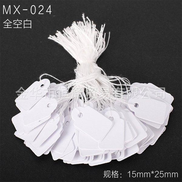 Mx-024-un paquet de 100 pièces
