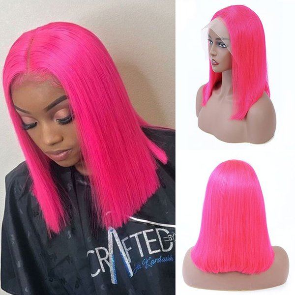 Rosa China T Parte Lace Wig 12inches