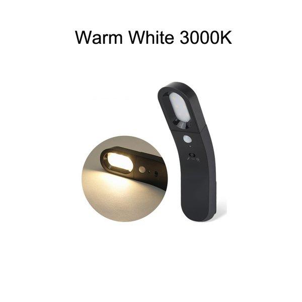 Черный 3000k