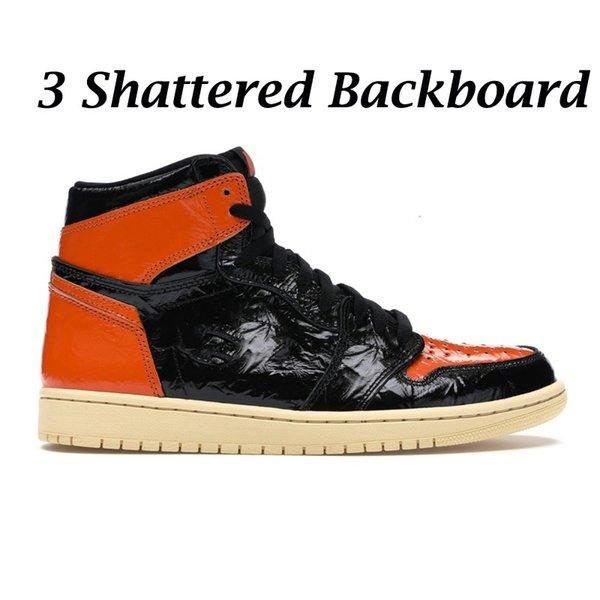3 Backboard brisé 3,0