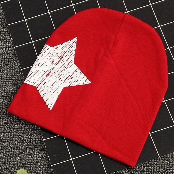 Cinq étoiles Rouge