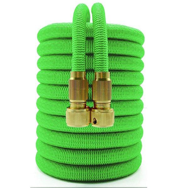 Зеленый шланг