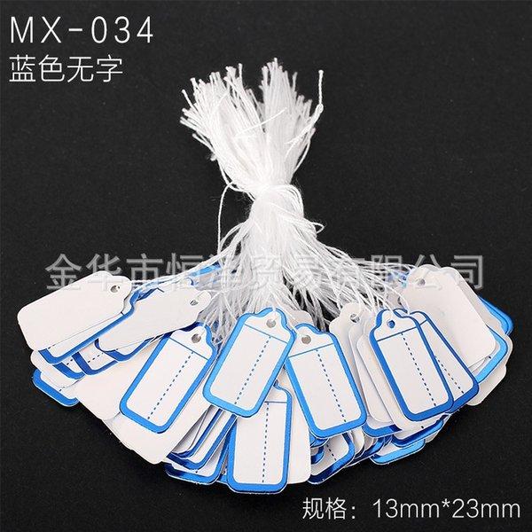 Mx-034-un paquet de 100 pièces