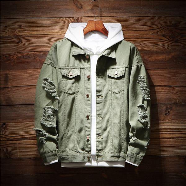 Y8006 Army Green