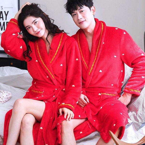 Свадебная пара # 039; сек Nightgown-один-один Сердце