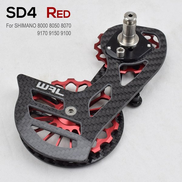 SD4 Red for 8000