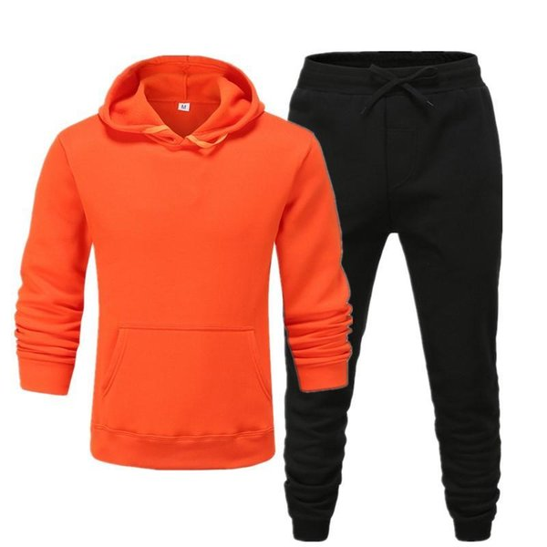 die Orange Schwarz