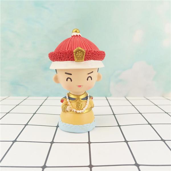 8975 pequenos ornamentos um imperador