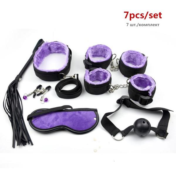 7pcs Фиолетовый
