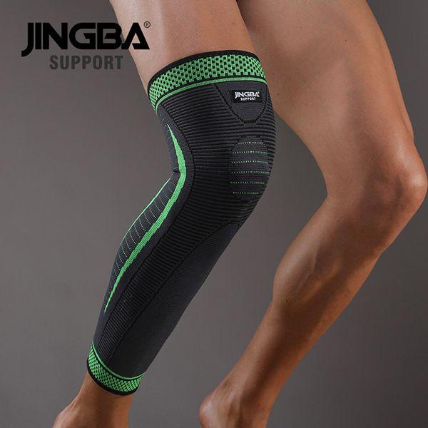 Green long knee pads
