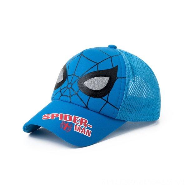 el hombre araña azul zafiro