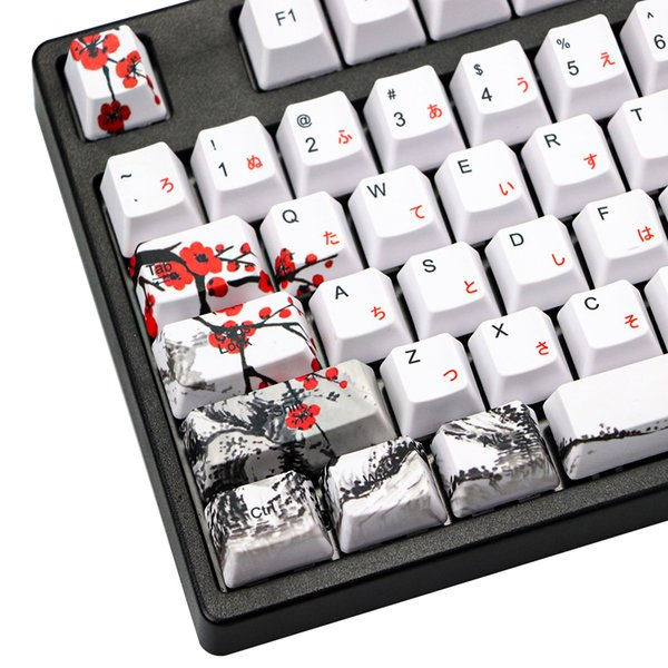 Япония Keycap 110key