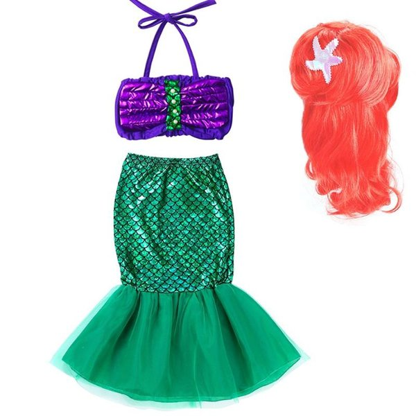 Dress with Wig