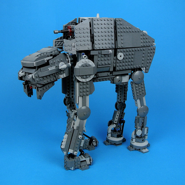 top popular 05130 10908 Planet Series First Order Heavy Assault Walker Building Blocks Toys Christmas gift Comptible 75189 2021