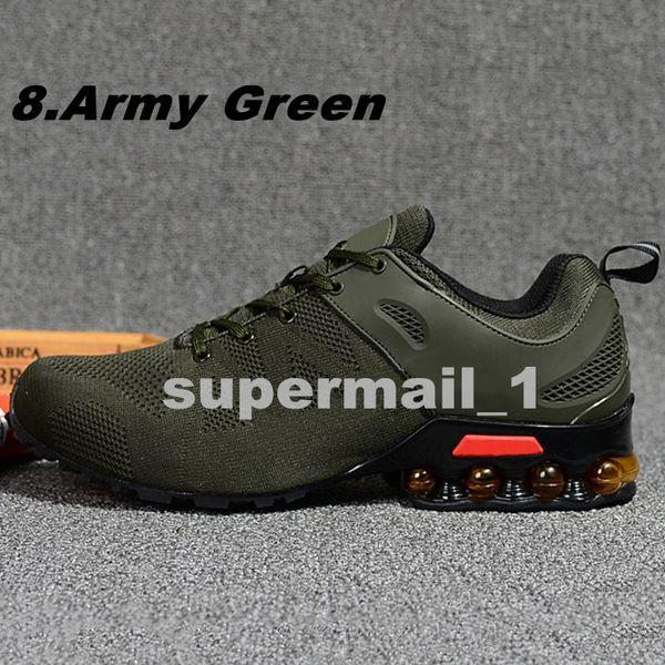 8.Army Verde