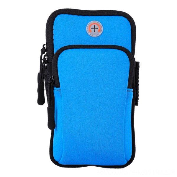 Blau-Large Größe: 5-6-Zoll-Handy U