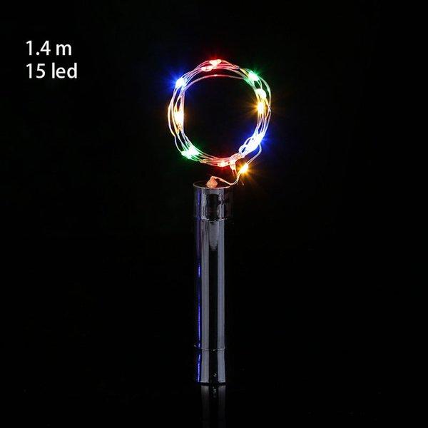 15 Işıklar Renkli