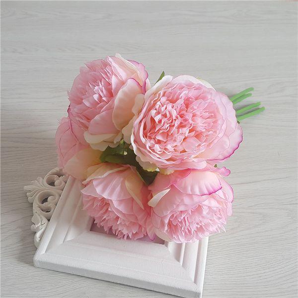 rose foncé